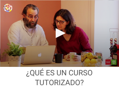 ¿Qué es un curso tutorizado?