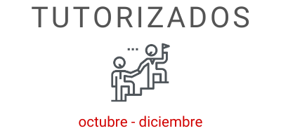 Tutorizados primera convocatoria