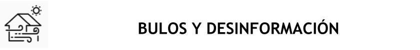 BANNER BULOS Y DESINFORMACION