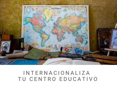 INTERNACIONALIZA TU CENTRO EDUCATIVO