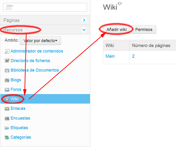 Añadir wiki 2